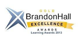 2013 Brandon Hall Gold Award