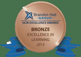 Best Advance in Compliance Training Winner